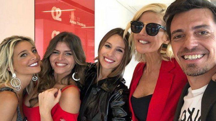 Pampita, Sol Pérez y Barbi Simons ya tienen fecha de estreno