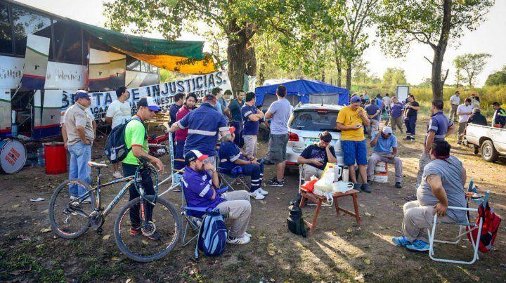 Cargill impidió el ingreso de trabajadores a su planta de Villa Gobernador Gálvez