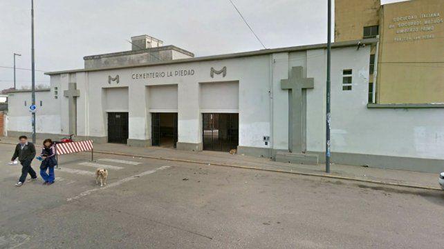 El cementerio La Piedad funciona bajo la órbita del municipio.