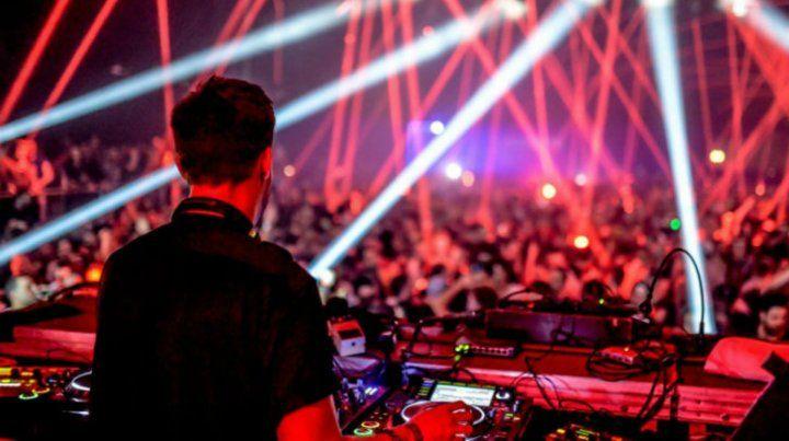 Un joven de 24 años está grave por consumir drogas en una fiesta electrónica.