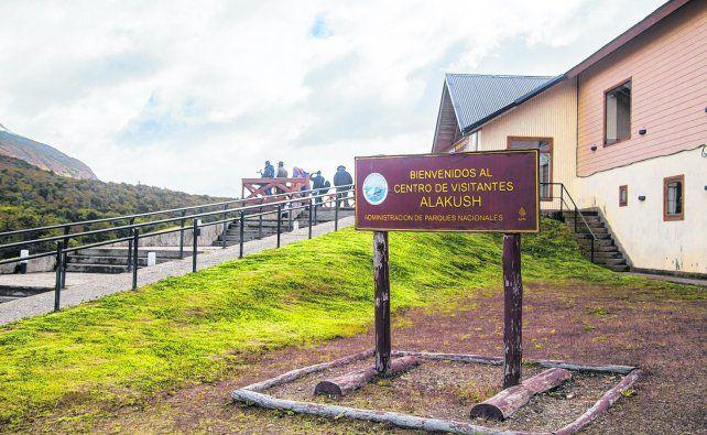 Belleza en estado puro. El Centro de Visitantes Alakush está ubicado en el Parque Nacional Tierra del Fuego. y presenta escenarios naturales con vistas incomparables.