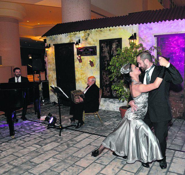 El Mes del Tango en Enjoy