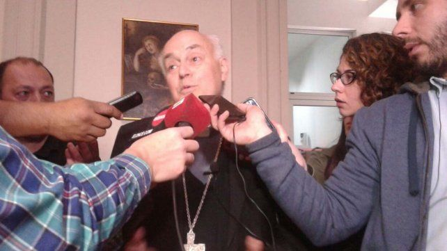 El arzobispo de Paraná
