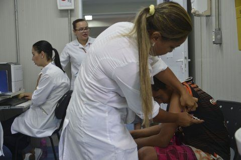 salud. La vacunación y la información son la base de la prevención.