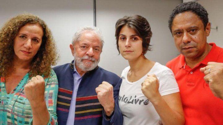 Cómo fue la última noche de Lula antes de la detención
