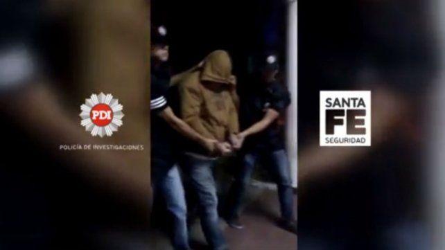 Así detuvieron al policía federal imputado en una causa por amenazas a organizaciones de derechos humanos y sociales