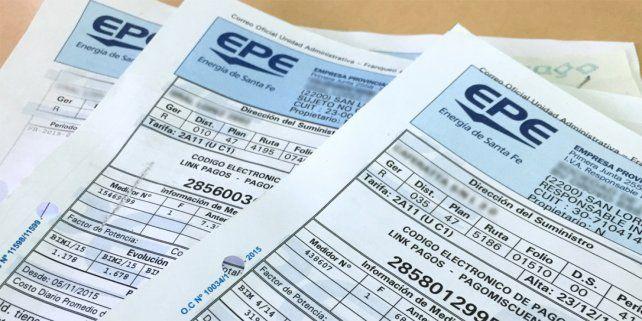 La provincia confirmó que el sector comercial podrá pagar la boleta de la EPE en seis cuotas