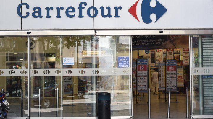 El supermercado de capitales franceses se presentó en Proceso Preventivo de Crisis el miércoles.