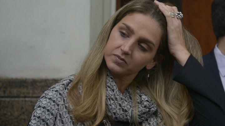 Fiscal. Marisol Fabbro lleva adelante la acusación contra Caminos.