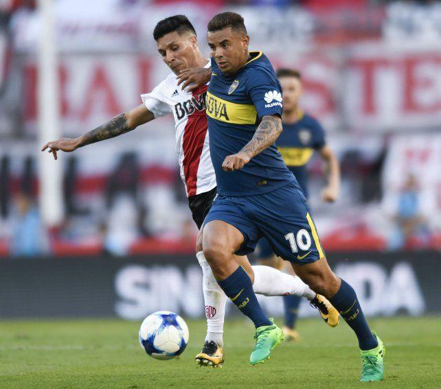 Cafetero. El volante colombiano Edwin Cardona regresa a la titularidad.
