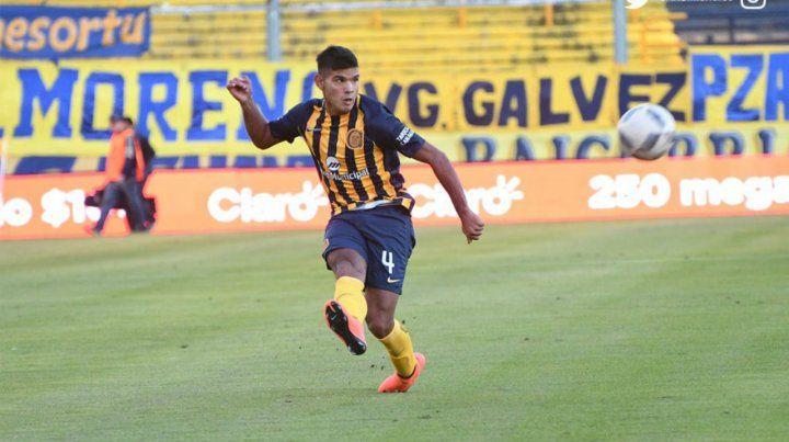 La gran oportunidad. Nahuel Gómez es un producto genuino de la cantera auriazul. Leo Fernández lo conoce de haberlo dirigido en las inferiores. Hoy debuta ante Belgrano.