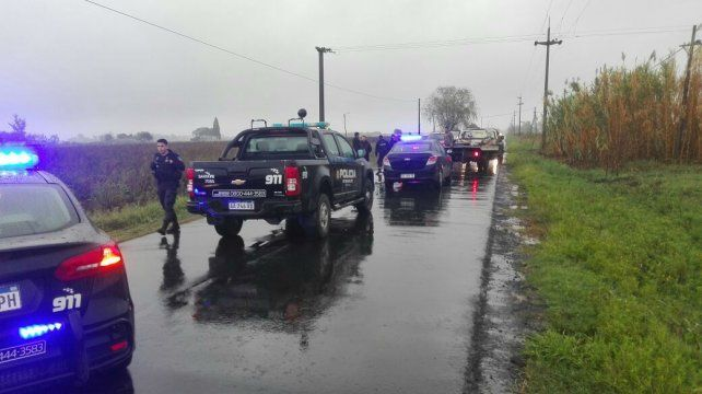 El cuerpo fue hallado en la zona de Batlle y Ordóñez al 5700.