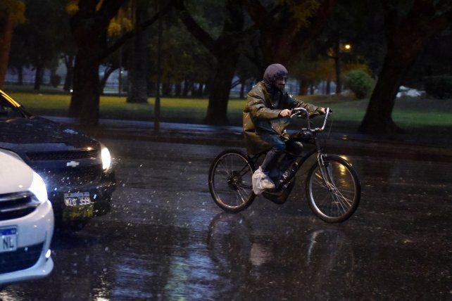 Alerta por tormentas intensas para la zona sur de Santa Fe