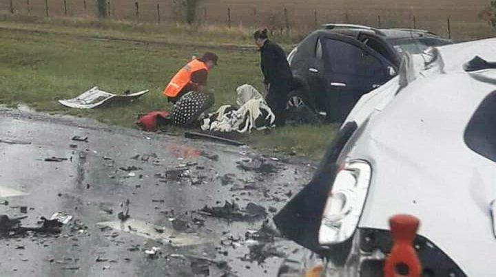 Tragedia en la autopista a Buenos Aires: dos rosarinas murieron en un accidente
