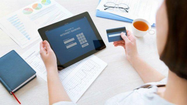 Online. Los clientes entre 18 y 24 años son el segmento omnidigital.