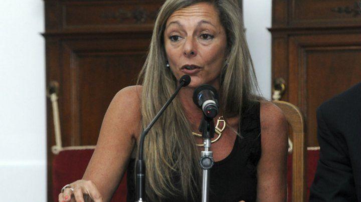 Defensora. Jacquelina Balangione
