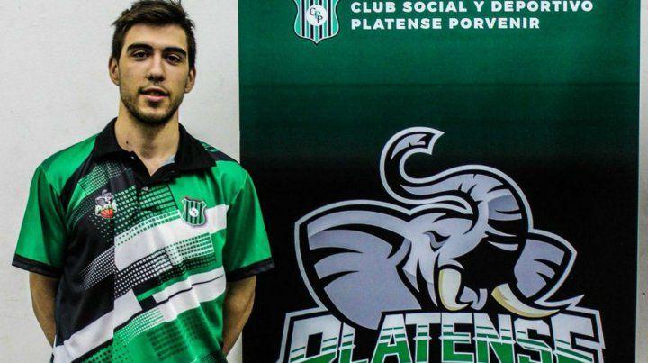 El jugador de la temporada. Matías Galligani fue MVP