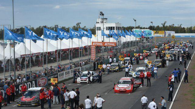 Chapur se impuso en la carrera del Súper TC2000 en Rosario
