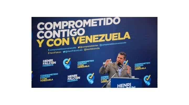 Venezuela: un candidato opositor gana en los sondeos