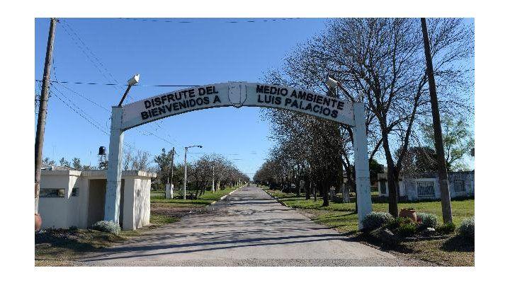 Convenio para obras de agua potable en Luis Palacios