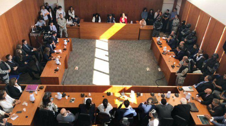 La Justicia condenó a 37 años de prisión a Monchi Cantero en el juicio a Los Monos