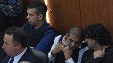 Monchi Machuca fue condenado a 37 años; Jorge Emma Chamorro, a 12 años, y Ariel Máximo el Viejo Cantero, a 6 años.