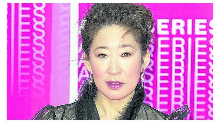 por la igualdad. Sandra Oh se hizo famosa en Greys Anatomy.
