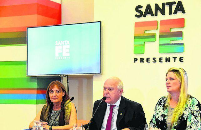anuncio. Lifschitz anunció planes de pago y financiación para el pago a la EPE