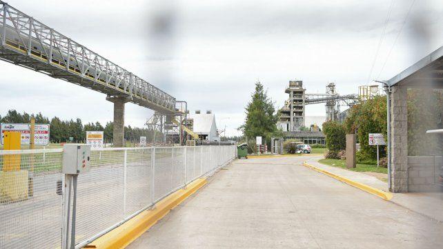 La planta de Cargill ubicada en Villa Gobernador Gálvez.