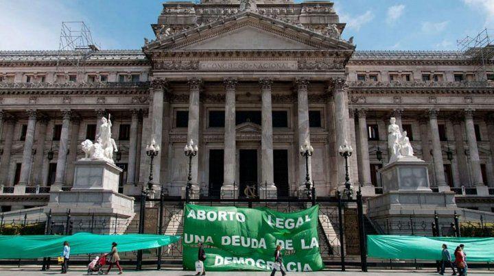 Arrancó en Diputados la primera audiencia por la despenalización del aborto