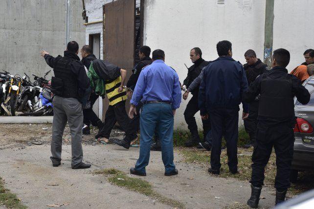 En mayo del año pasado se produjo un traslado masivo de presos desde la seccional 15 hasta la cárcel de Piñero.