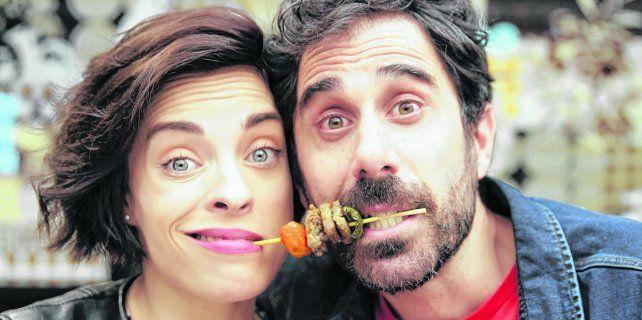 a comer. Las salidas a cenar de los personajes interpretados por Florencia Benítez y Esteban Menis marcarán el ingreso de reconocidos chefs.