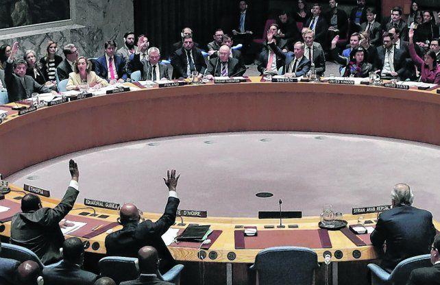 En la ONU. EEUU propuso crear un organismo de investigación independiente sobre el uso de armas químicas.
