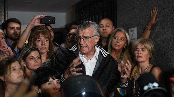 Gioja apeló la intervención dictada por la jueza Servini