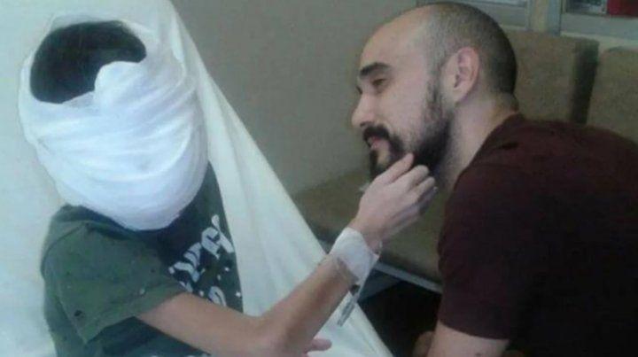 Falleció Thiago, el chico que tenía cáncer y había conocido a Abel Pintos