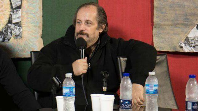 El periodista Gustavo Campana presenta su libro Prontuario
