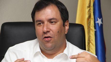 El viceministro venezolano para la UE