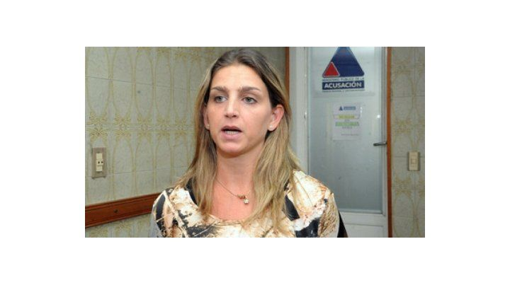 acusación. La fiscal Marisol Fabbro condujo la imputación.