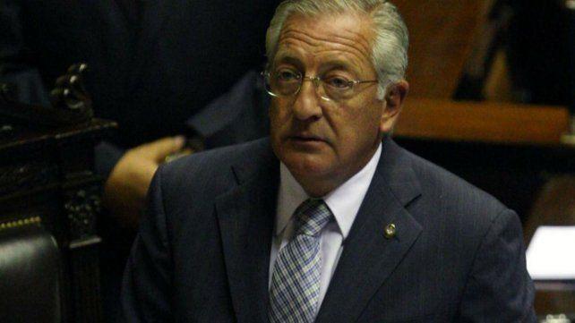 El exgobernador de Jujuy