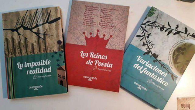 Una colección de autores rosarinos para las escuelas secundarias
