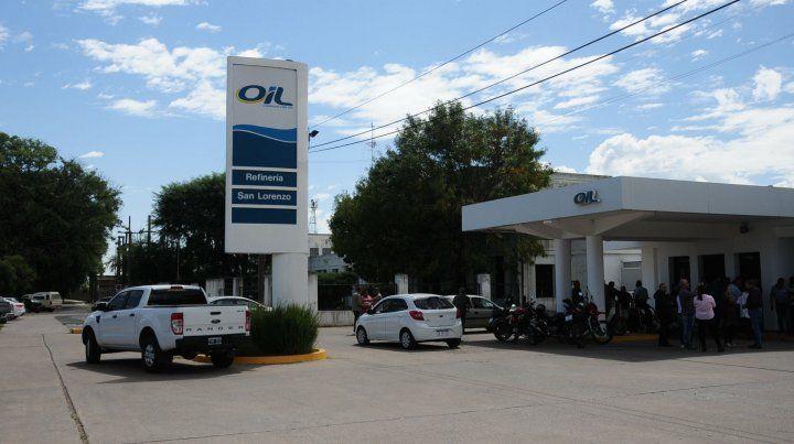 Se abre una nueva esperanza para los trabajadores de Oil de San Lorenzo.
