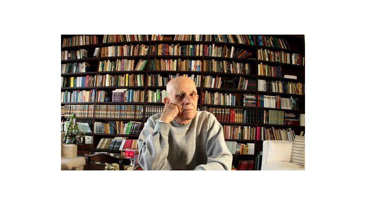 Rubem Fonseca: 92 años y el vigor no decae.