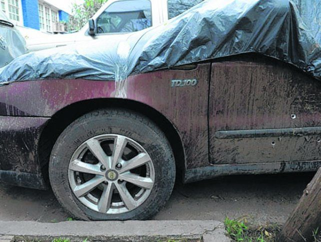 baleado. Mafud murió al volante de un Fiat Marea. Estaba desarmado.