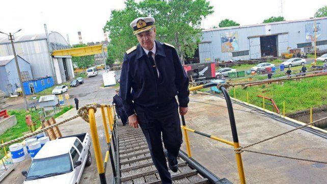 El exjefe de la Armada dijo que le ocultaron la misión del ARA San Juan