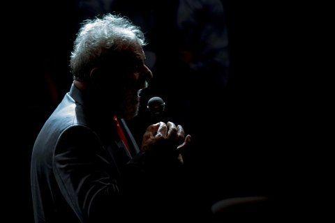 La familia de Lula lo visitó por primera vez en la cárcel