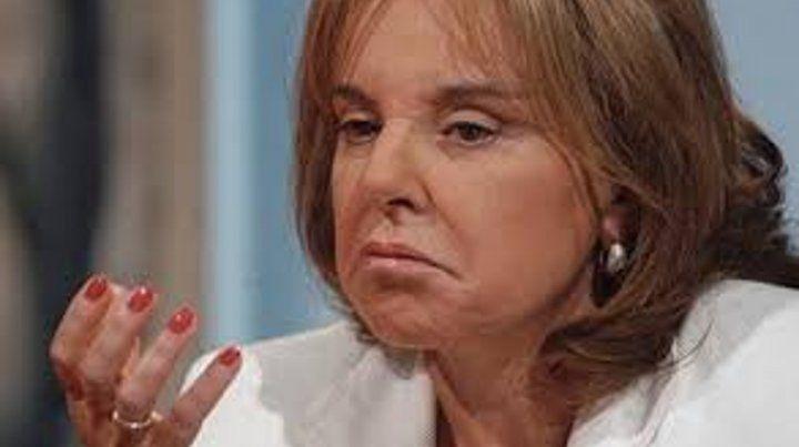 Para Chiche Duhalde, Barrionuevo no puede normalizar el partido