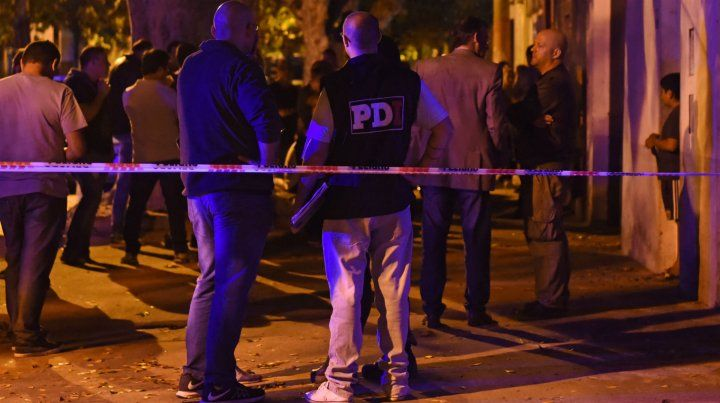 El asesinato ocurrió en Chacabuco y Presidente Quintana.