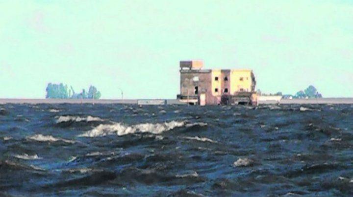 El accidente en la laguna Melincué ocurrió a mediados de marzo.