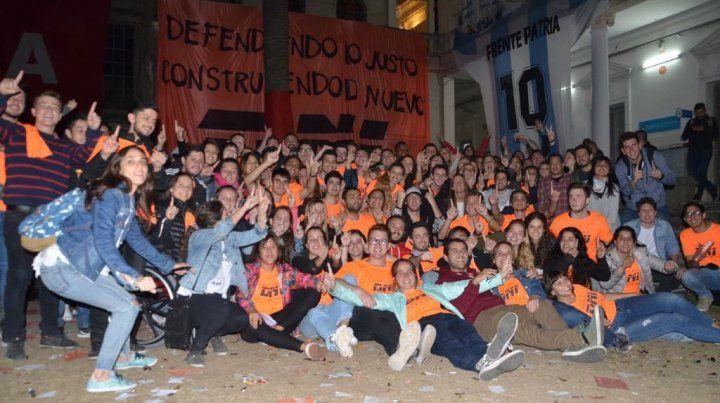 El socialismo triunfó en cinco de las doce facultades de la UNR