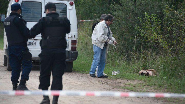 Identificaron al joven asesinado en inmediaciones del cementerio de Ibarlucea